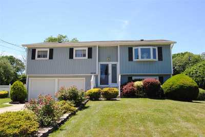 Bay Shore Single Family Home For Sale: 1832 Peck Ave