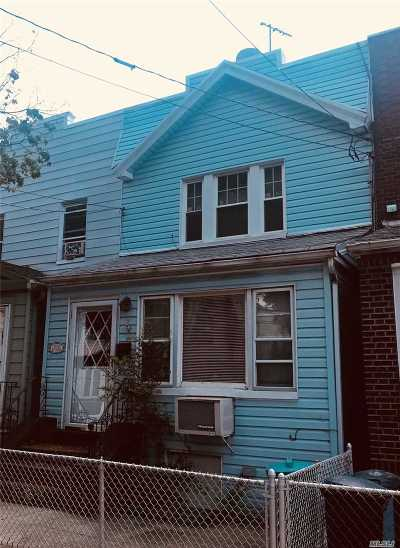Ozone Park Single Family Home For Sale: 101-16 107th St