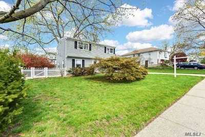 Levittown NY Single Family Home For Sale: $445,000