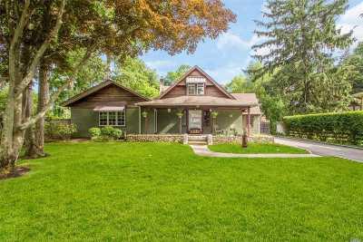 East Islip Single Family Home For Sale: 118 Shinnecock Ln