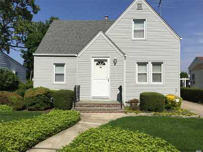 New Hyde Park Single Family Home For Sale: 40 James St