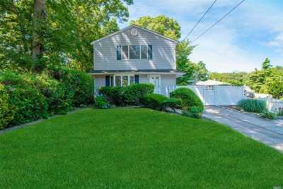 Selden Single Family Home For Sale: 209 Mooney Pond Rd