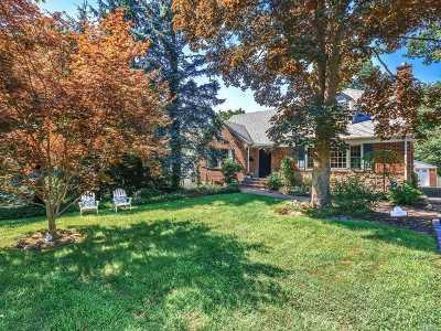 Port Washington Single Family Home For Sale: 25 Longview Rd