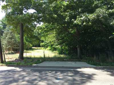 Huntington Residential Lots & Land For Sale: Melville Rd