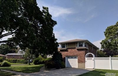 Levittown Single Family Home For Sale: 8 Myles Ave