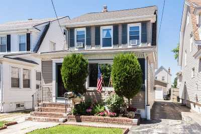 Floral Park Single Family Home For Sale: 92-16 245th St