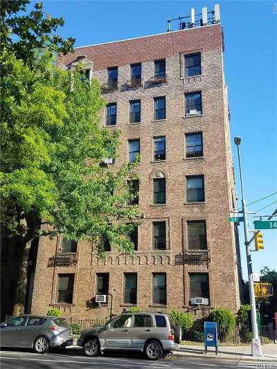 Jackson Heights Condo/Townhouse For Sale: 91-10 34th Ave #3G