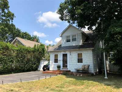 Smithtown Single Family Home For Sale: 77 Elm Ave