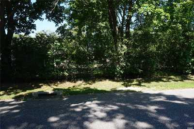 Eastport Residential Lots & Land For Sale: Lot 21 Putnum Ave