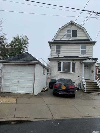 Flushing Multi Family Home For Sale: 48-11 Colden St
