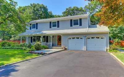 Nesconset Single Family Home For Sale: 15 Michael Pl