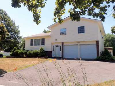 Coram Single Family Home For Sale: 8 Humming Ln