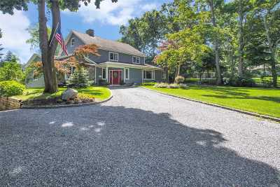 Port Jefferson Single Family Home For Sale: 9 Soundview Dr