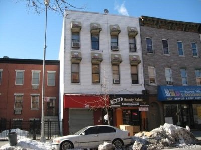 Brooklyn Multi Family Home For Sale: 378 Central Ave