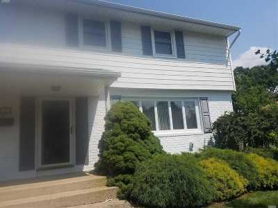 Centereach Single Family Home For Sale: 153 Tree Rd