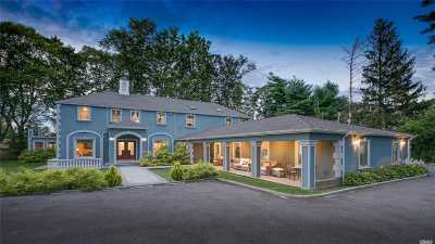 Old Westbury Single Family Home For Sale: 259 Store Hill Rd