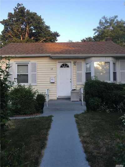 Copiague Single Family Home For Sale: 12 Lles Pl