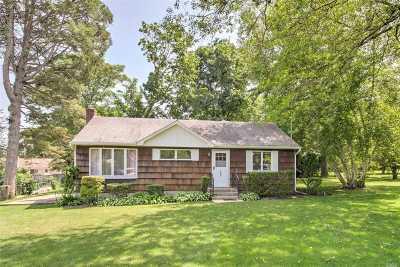 Mattituck Single Family Home For Sale: 1105 Central Dr