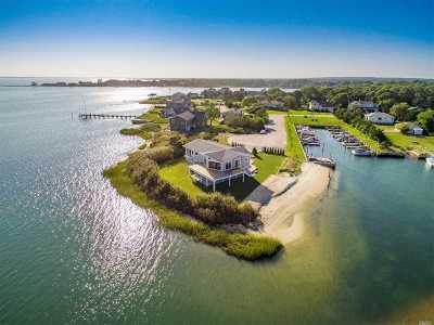 Hampton Bays Single Family Home For Sale: 7 Nautilus Ct