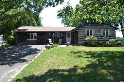 S. Setauket Single Family Home For Sale: 3 Green Pl
