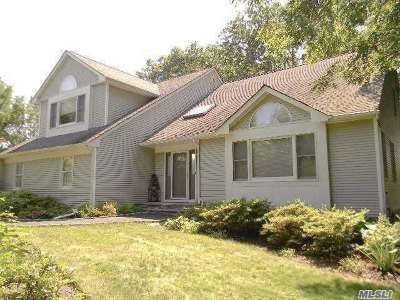 Wading River Single Family Home For Sale: 76 Deer Run