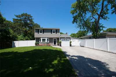 Centereach Single Family Home For Sale: 1 Madison Ave