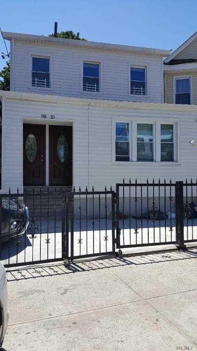 Corona Multi Family Home For Sale: 98-10 35 Ave
