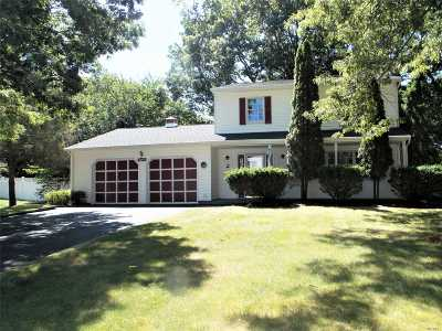 Middle Island Single Family Home For Sale: 2 River Rd