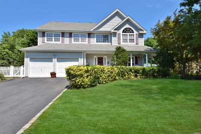 Smithtown Single Family Home For Sale: 185 Plymouth Blvd