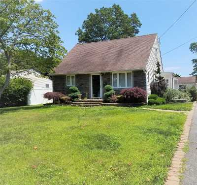West Islip NY Single Family Home For Sale: $349,000