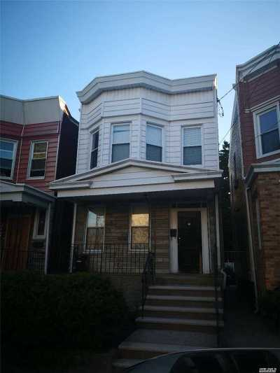 Woodhaven Single Family Home For Sale: 86-02 80th St