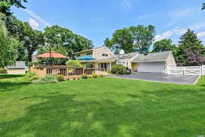 Roslyn Heights Single Family Home For Sale: 198 Parkway Dr