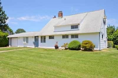 Hicksville Single Family Home For Sale: 15 Autumn Ln