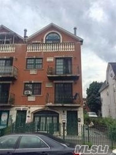 Elmhurst Multi Family Home For Sale: 41-30 75th St