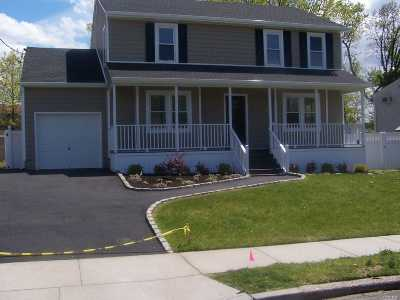 Centereach Single Family Home For Sale: 14 Continental Dr