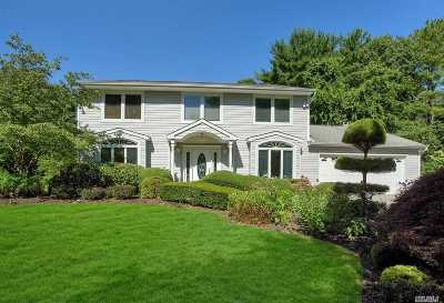 Dix Hills Single Family Home For Sale: 35 Hunting Hill Dr