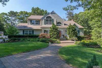 Manorville Single Family Home For Sale: 36 Manor Hills Dr