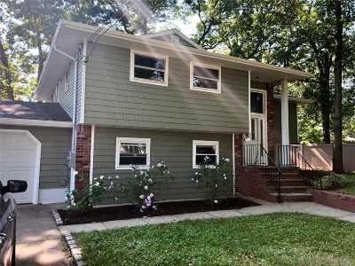 Centereach Single Family Home For Sale: 81.5 Main Ave