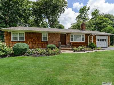 Huntington Single Family Home For Sale: 8a Hemlock Ave