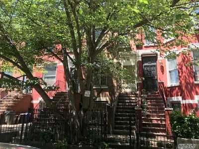 Brooklyn Multi Family Home For Sale: 77 A Somers St