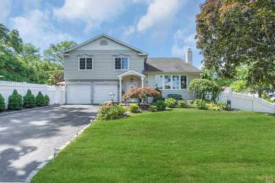 Nesconset Single Family Home For Sale: 49 Bobann Dr