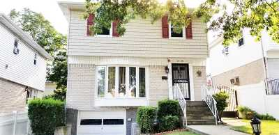 Whitestone NY Single Family Home For Sale: $850,000