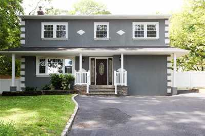 Smithtown Single Family Home For Sale: 8 Pia Blvd
