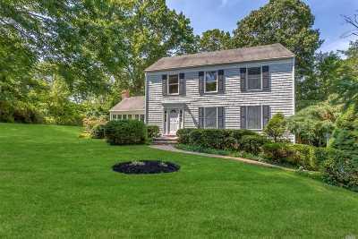Mt. Sinai Single Family Home For Sale: 27 Little Harbor Rd