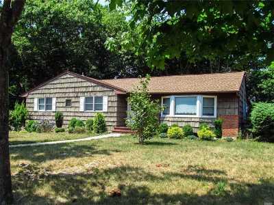 E. Setauket Single Family Home For Sale: 16 Somerset Ln