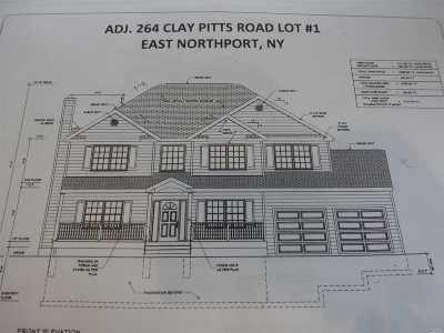 E. Northport Single Family Home For Sale: Adj264 Lt1 Clay Pitts Rd