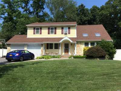 Hauppauge Single Family Home For Sale: 607 Terry Rd