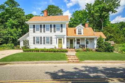 E. Setauket Single Family Home For Sale: 49 Shore Rd