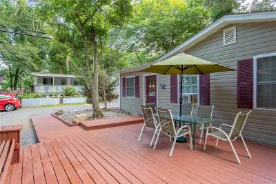 Baiting Hollow Single Family Home For Sale: 16 Cottage Rd