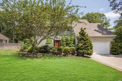 Aquebogue Single Family Home For Sale: 72 Trout Brook Ln